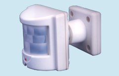 photo beam sensor, electric door strikes, electromagnetic lock, smoke detector, hooters, security magnetic switch
