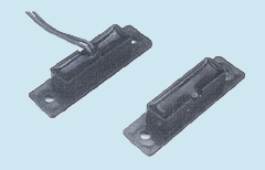 roller ball switches, magnetic switches, surface mount switches, vertical float switches